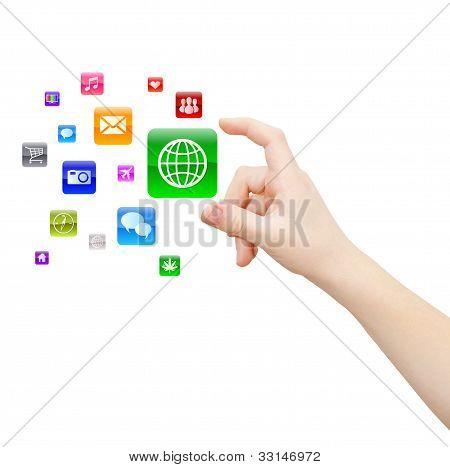 Choosing apps