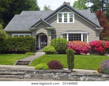 A Large House, Gresham Or.