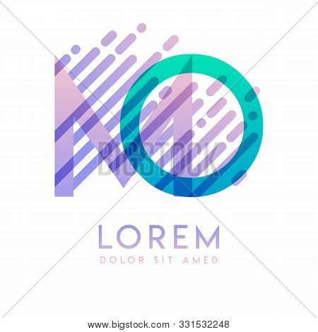 Mo Logo With The Theme Of Galaxy Speed And Style That Is Suitable For Creative And Business Industri
