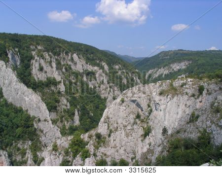 Calcite Rock Gash