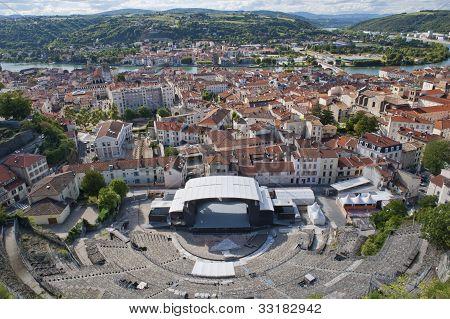 Roman Theater Of Vienne