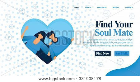 Website For Matchmaker, Friend And Plan Your Wedding. Find Your Soul Mate And Perfect Partner Here F
