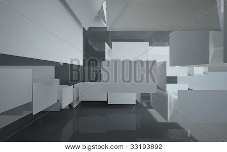 Abstract interior