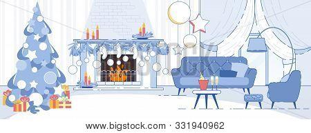 Home Interior Vector Photo Free Trial Bigstock