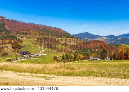 NP Mala Fatra near Zilina, Slovakia