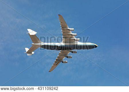 An-225 Mriya, The Biggest Airplane In The World