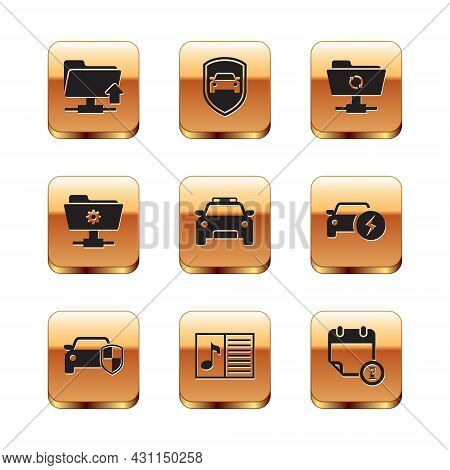 Set Ftp Folder Upload, Car Protection Or Insurance, Music Book With Note, Police Car And Flasher, Se