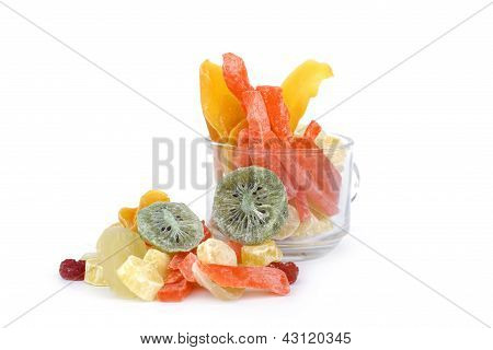 Dehydrate fruits