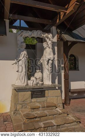 Mysteries Of The Rosary In The Surroundings Of Our Lady Sanctuary In Ludżmierz In Podhale - Mysterie