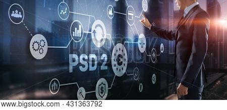 Payment Services Directive Revised Psd2. Eu Payment Directive