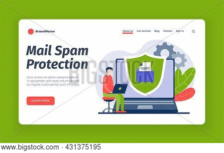 Protection From Web Mail Spam. Blocking Unwanted Advertising Mailings. Antivirus Applications With U