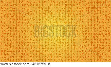 Yellow Seamles Pattern High Res Image Bg