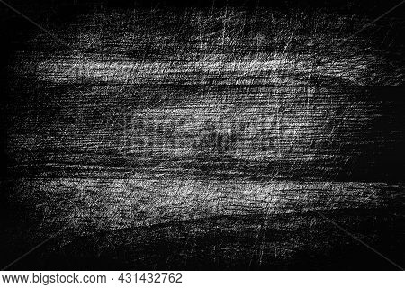 Abstract Grunge Wooden Texture With Cracks And Roughness