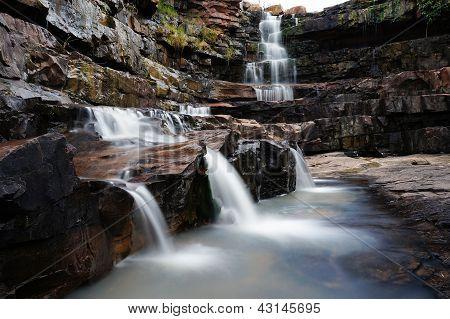 Kimberley falls