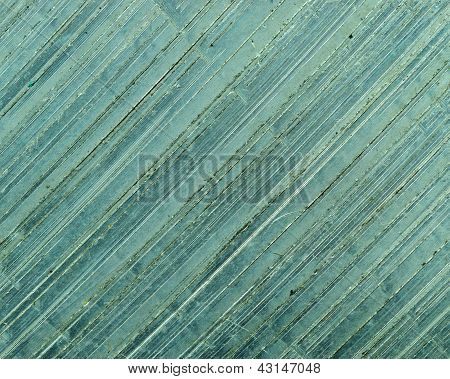 Metal Texture After Sawing