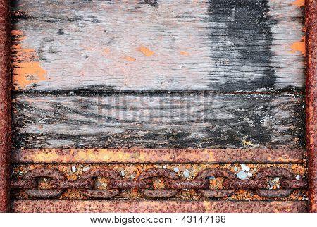 The Old Truck Floor