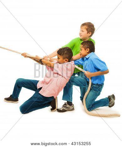 Strong Boys Team