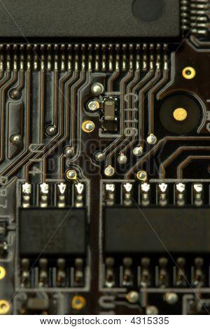 Black Pcb Board
