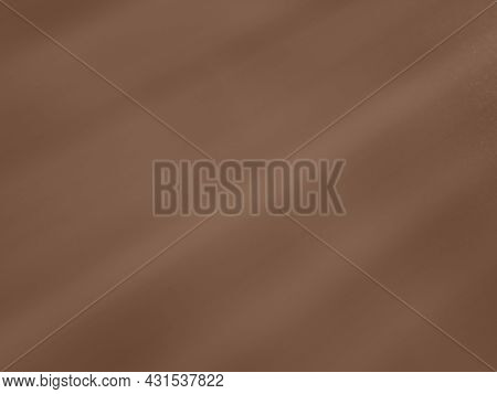 Diagonal Rays Of Light On A Beige Or Brown Background. Blurred Abstract Background Light Effect, Lig