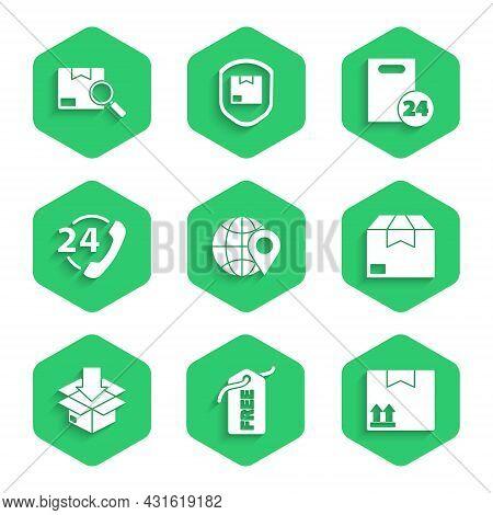 Set Location On The Globe, Price Tag With Free, Cardboard Box Traffic Symbol, Carton Cardboard, Tele