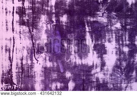 Beautiful Blue Creative Shabby Hardwood Material Texture - Abstract Photo Background