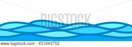 Water Waves Ocean, Aqua Graphic For Banner Background, Water Ripples Light Blue, Ocean Sea Surface F