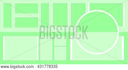 Abstract Colorful Illustration Isolated On Soft Gray Background.abstract Colorful Illustration Isola