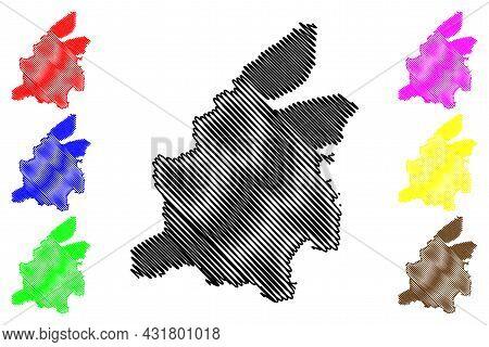 Rendsburg-eckernforde District (federal Republic Of Germany, Rural District, Free State Of Schleswig