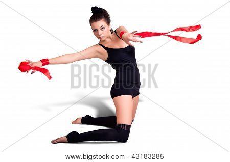 Gymnast Woman
