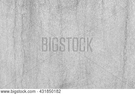 Rusty Metal Surface. Abstract Background And Texture In Light Gray Tone