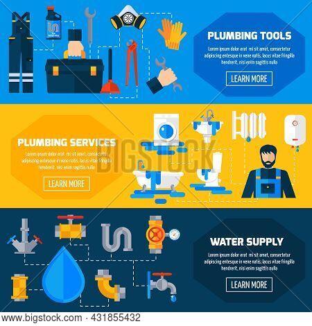 Plumbing Sanitary Repair Installation Maintenance And Leakage Fixing Service Information 3 Flat Hori