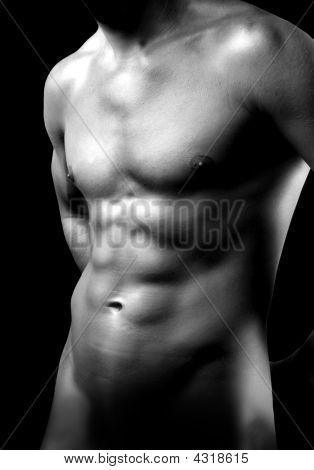 Фото торс голый
