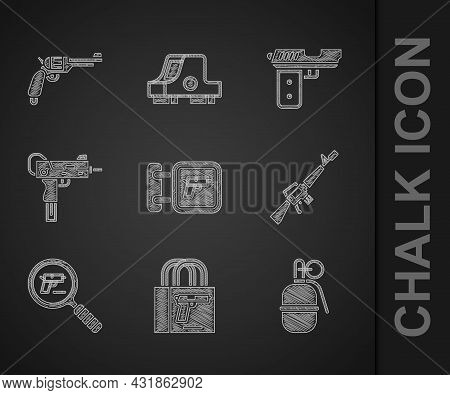 Set Hunting Shop Weapon, Buying Gun Pistol, Hand Grenade, M16a1 Rifle, Pistol Or Search, Uzi Submach