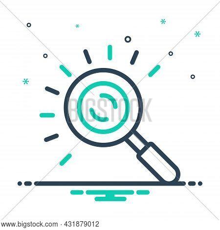 Mix Icon For Represent Search Explorer Find Describe