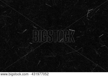 Black Mulberry Paper Textured Background High Quality Photo