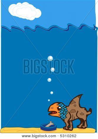 Dog fish