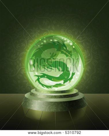 Dragon Crystal Ball