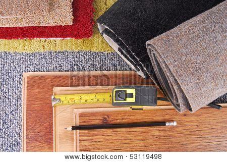 carpet flooring choice for interior