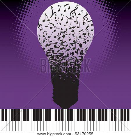 Musical ideas spring fourth