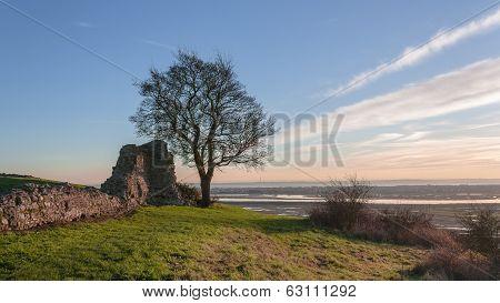 Thames Estuary From Hadleigh