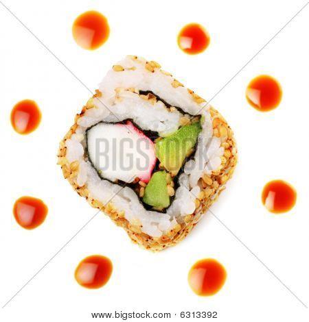 California Sushi Roll