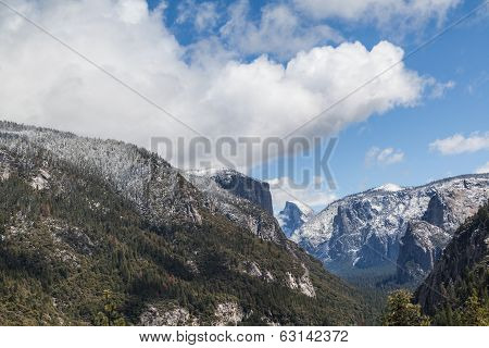 The Yosemite Moutains