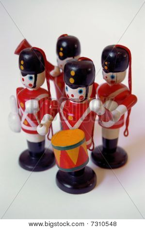 Musician soldiers