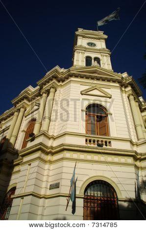 Old Building In Cordoba, Argentina
