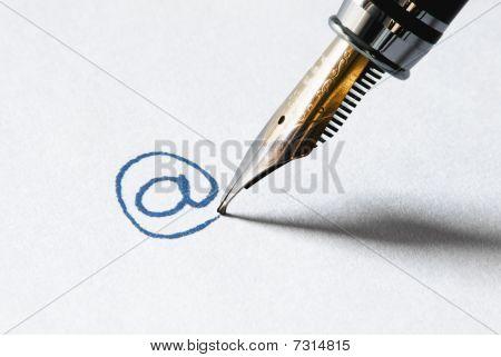 Writing pen @
