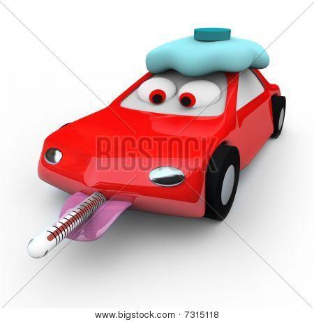 aufgeschlüsselt nach Auto-thermometer