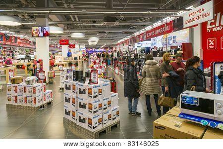 Xmas Electronics  Store