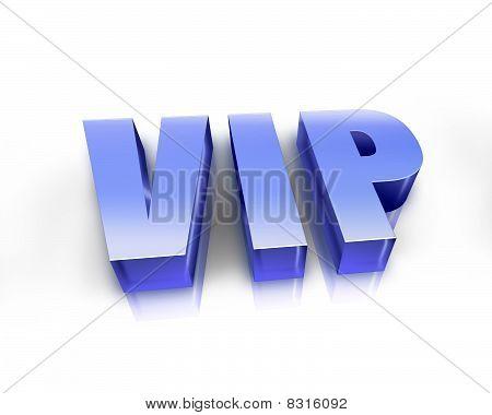VIP 3D BLUE