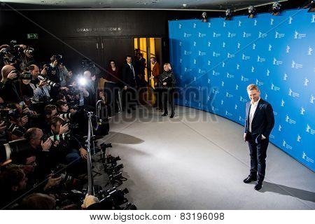 BERLIN, GERMANY - FEBRUARY 13: Kenneth Branagh, 'Cinderella' photocall.65th Berlinale International Film Festival at Grand Hyatt Hotel on February 13, 2015 in Berlin, Germany