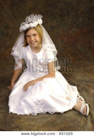 First Holy Communion Portrait 4